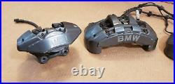 2008-2013 BMW E82 E88 135i M Sport Brembo Brake Calipers Set Front Rear OEM