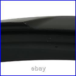 Abs V Type Race Sport Rear Boot Trunk Spoiler Wing For Bmw 6 Series E63 04-07