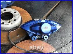 BMW 3 4 Series F30 F33 F34 M Sport BREMBO BRAKE CALIPER AND DISC SET 340mm