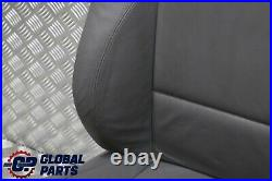 BMW 3 E90 M Sport Grey Leather Interior Seats with Airbag and Door Cards Memory