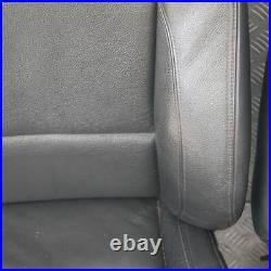 BMW 3 SERIES E92 M Sport Black Leather Interior Seats With Door Cards and Memory