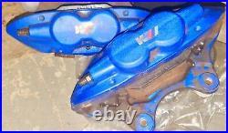 BMW BRAKE CALIPER AND DISC BREMBO M SPORT 3 SERIES F30 F32 F80 F82 upgrade retro