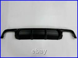 BMW E39 M5 FRONT BUMPER Lip Spoiler splitter CSL ABS plast + rear diffuser sport