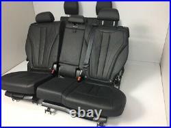 BMW X5 M SPORT F15 2013-2018 Full Complete Interior Black Leather 7 Seats