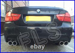 Bmw 3 Series E90 E91 M Sport Performance Rear Diffuser Exhaust Valance 04-12
