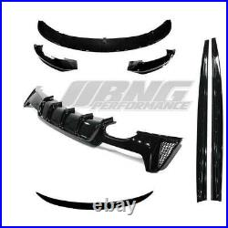 Bmw 4 Series F36 Performance Style Gloss Body Kit For M Sport Bumpers Uk Stock