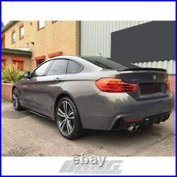 Bmw 4 Series M Performance Style Gloss Body Kit For M Sport Bumpers Uk Stock