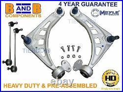 Bmw E46 Z4 E85 E86 Sport Control Arms Wishbone Bush Link Rods Meyle Hd A578