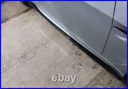 Bmw E92/E93 M-Sport PRE LCI Side Skirt Lips & Rear Spats (Abs Black Gloss)