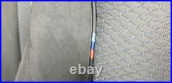 Bmw M Sport F21 1 Series Alcantara Blue Stitching Interior Seats & Door Cards
