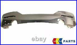 Bmw New Genuine 1 Series F20 F21 2015- M Sport Rear Diffuser With Double Exhaust