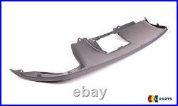 Bmw New Genuine 5 E60 E61 03-10 M Sport Bumper Rear Diffuser Tow Hitch Hole