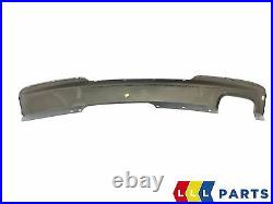 Bmw New Genuine 5 F10 F11 M Sport Rear Diffuser With Two Exhaust 7904994