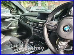 Bmw X5 40d M Sport 7 Seater Pearl White Rear Entertainment System