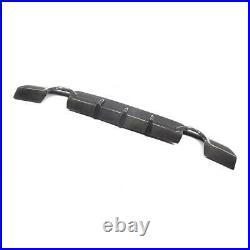 Carbon Fiber Rear Bumper Diffuser for BMW 3 Series E92/ E93 M-Sport M tech 07-12
