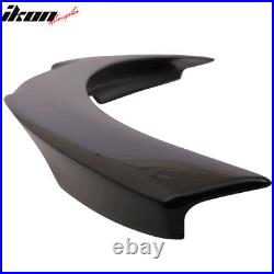 Fits 14-20 BMW 4-Series F32 M4 ABS Trunk Spoiler Wing Painted #668 Jet Black