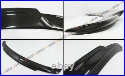 For 2015-18 BMW F80 M3 & 12-18 F30 Highkick Extended Carbon Fiber Trunk Spoiler