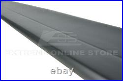 For 85-91 BMW E30 3-Series MTech 1 Style Rear Trunk Lid Wing Heck Spoiler
