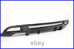 For BMW 1 Series E82 E88 M-Sport Coupe 07-13 Carbon Fiber Rear Bumper Diffuser