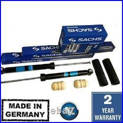 For Bmw E46 E36 Rear Shockers Shock Absorber Bump Stop Kit M Sport Suspension Oe