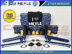 For Bmw E46 M Sport Front Rear Shock Absorbers Dust Covers Top Strut Mounts Kit