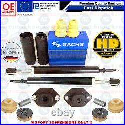 For Bmw E90 E91 E92 Rear M Sport Shock Absorbers Bump Stop Strut Mounting Mounts