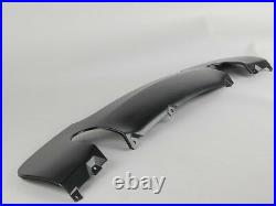 Genuine BMW 335d Rear Diffuser Twin Exit E90 E91 320d 320i 51128043239