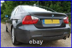 Genuine BMW 335d Rear Diffuser Twin Exit E92 E93 320d 320i 51128043897