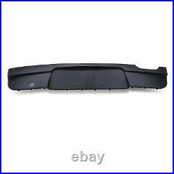 M Tech Sport Rear Bumper Diffuser Splitter Valance For Bmw 1 Series E81 E87 04+