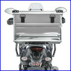 Motorcycle Aluminium Top Box Bagtecs Gobi 64l Top Case Alloy