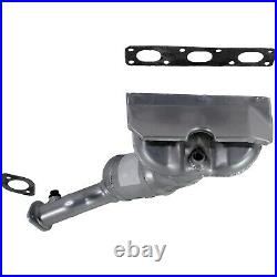 New Catalytic Converter for BMW 2001-2003 525i 530i 2001-2006 X5 Rear