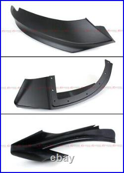 Performance Style Front Lip Splitter For 14-2020 BMW F32 4 Series M Sport Bumper