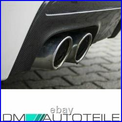 Rear Diffusor PERFORMANCE 520-530 CARBON High Gloss Only M-Sport for BMW F10 F11