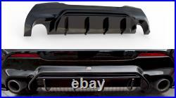 Rear Valance V. 1 For Bmw M135i / 1 Series M Sport F40 (2019-)