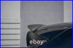 Spoiler Extension/cap/wing For Bmw X5 E70 Facelift M Sport (2010-13)