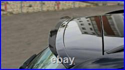 Spoiler Wing Extension For Bmw 3 E91 M-sport Facelift 2008-2011(gloss Black)