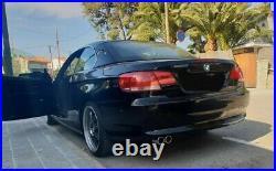 Sport Exhaust Rear Silencer Muffler Back Box BMW E90 E91 E92 E93 320i 325i 330i
