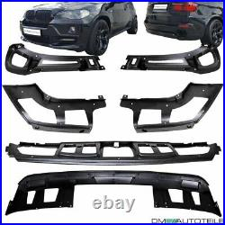 Sport-Performance Aerodynamic Bodykit BUMPER fits on BMW X5 E70 13xpcs up 07-10