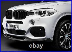 Sport Performance bodykit for BMW X6 F16 M bumper diffuser lip spoiler flaps