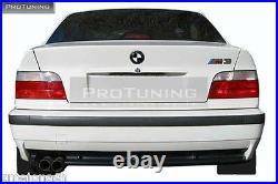 Sport Rear BUMPER FOR BMW e36 M3 M look sport m-tech m-package back technic