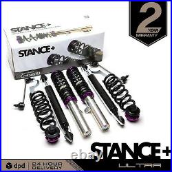 Stance+ Ultra Coilovers Suspension Kit BMW 1 Series (E82) 2 Door Coupe