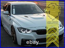 Stoßstangen Set Body Kit für BMW F30 Limousine auch für M-Paket für PDC SRA